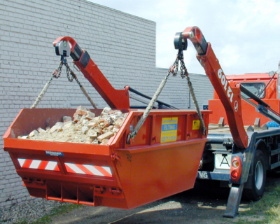 Skip loader Scale
