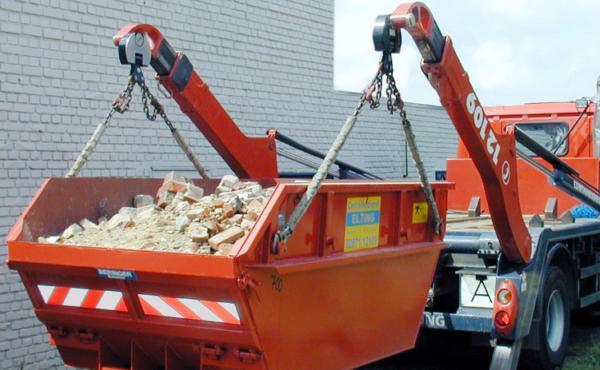 WK60 pro odstavný kontejner